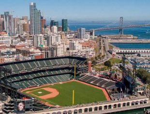 The San Francisco Giants baseball club celebrates 60 years in The City with a season-long calendar of special events and promotions.