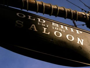 The Old Ship Saloon is one of the oldest Bars in San Francisco