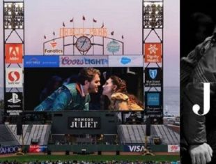 "Enjoy a free live simulcast of Charles Gounod's ""Romeo and Juliet"" (Roméo et Juliette) on Saturday, Sept. 21, 2019 at 7:30 p.m. at Oracle Park."