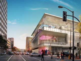 Moscone Center Rendering