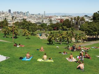 Dolores Park | San Francisco, CA