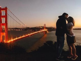 Whether you're feeling adventurous or romantic, there's fun experiences for every couple that visits San Francisco.