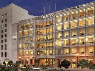 Macy's Union Square, the jewel of retail chain on the West Coast, is located in the heart of San Francisco's shopping district, attracting locals and tourists from around the globe.