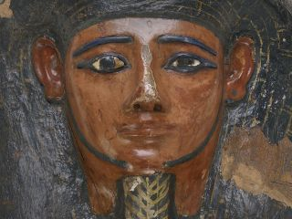 Mummies and Medicine will be on view through April 7, 2019