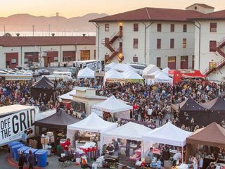 Off the Grid at Fort Mason Center