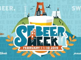 SF Beer Week is back Feb 1 - 10 in 2019