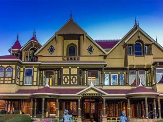 One of the strangest and spookiest houses in the nation can be found here in the Bay Area. Visit if you dare!