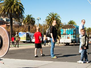 Explore the Exploratorium and the Embarcadero