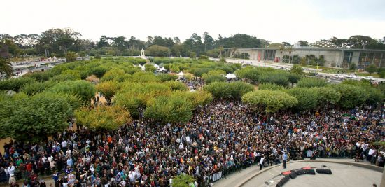 Events in Golden Gate Park
