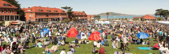 Off the Grid at the Presidio