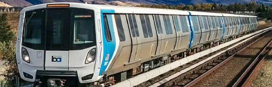 Use BART to reach many excellent Bay Area attractions without the hassle of parking or the wasted time in traffic.