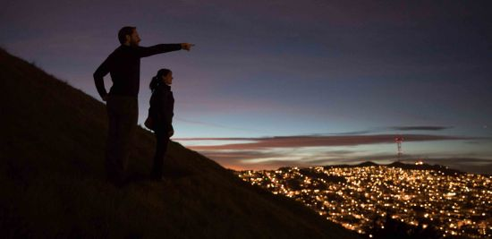 San Francisco's access to the great outdoors doesn't end once the sun goes down. Here are our favorite spots to be awed by the night sky.